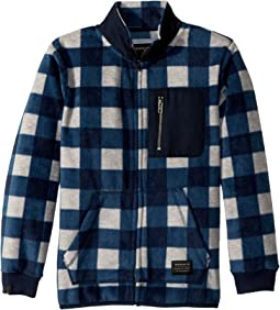 Quiksilver Kids - Turbo Speed Fleece (Big Kids)