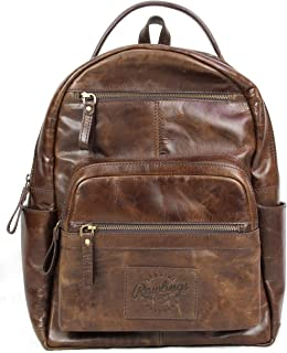 Heritage Collection Leather Backpack (Brown, 15