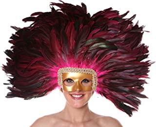 Best pink carnival headdress Reviews