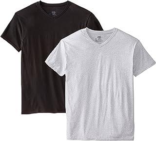 Hanes Men's 2-Pack V-Neck T-Shirt