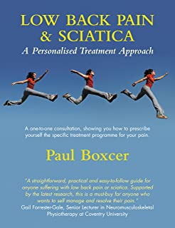 Low Back Pain & Sciatica - A Personalised Treatment Approach (English Edition)