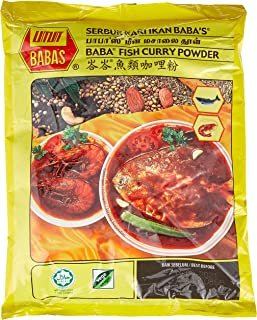Baba's Fish Curry Powder, 1 kg
