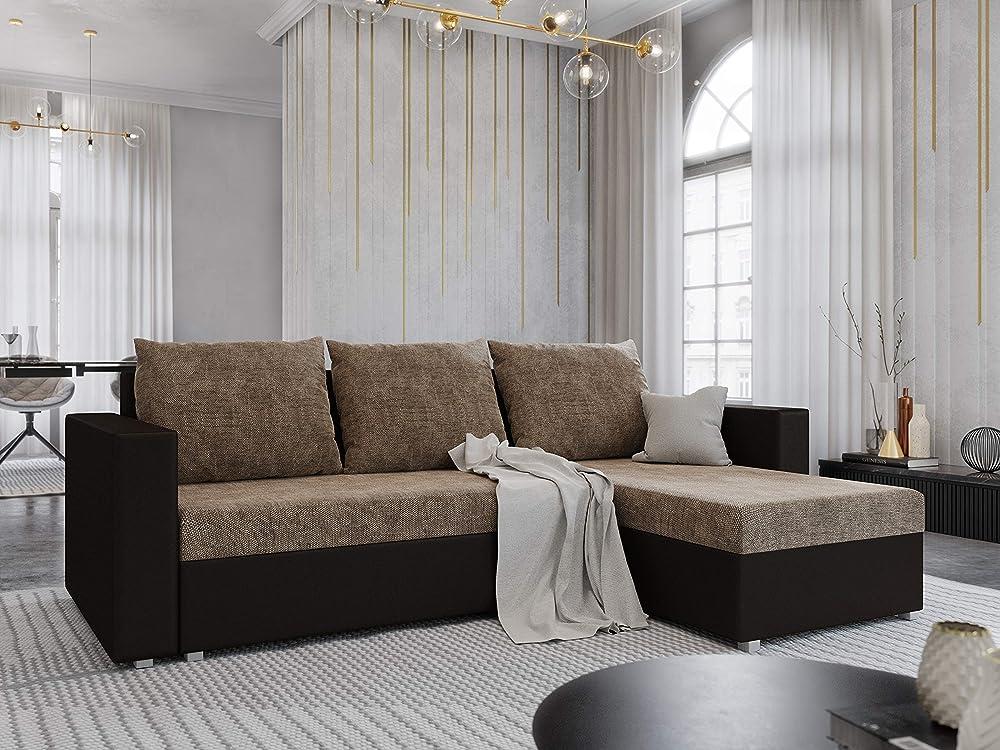 Mebliebe divano letto angolare