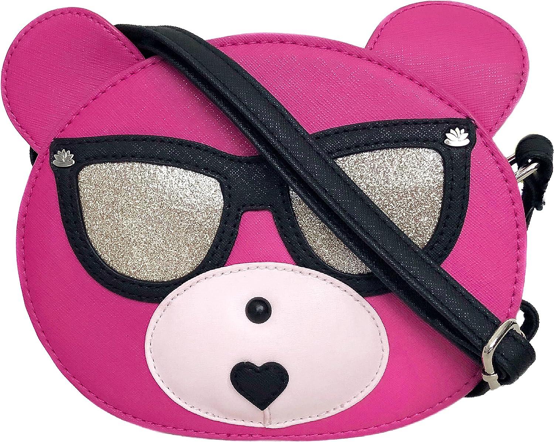 Lily Bloom COOL BEAR MINI Crossbody Bag