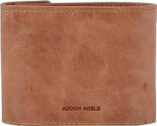 addon adele Tan Bi-Fold Men's Wallet