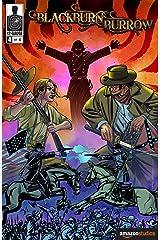 Blackburn Burrow Issue #4 Kindle Edition