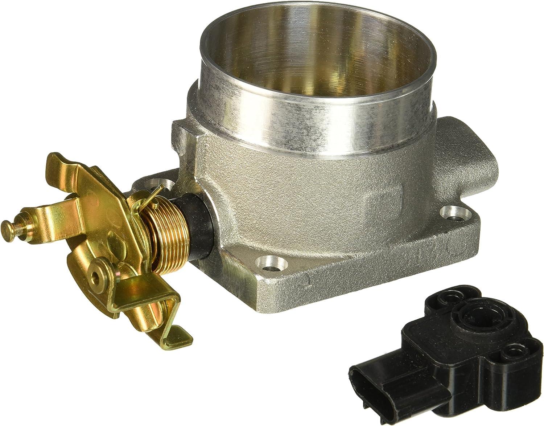 BBK 1703 75mm Throttle Body - High Max 89% OFF for Washington Mall Fo Flow Power Series Plus