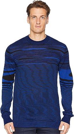 Club Fiammato Crew Neck Sweater
