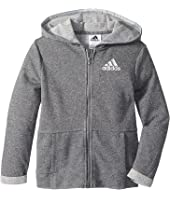 adidas Kids - Everyday I Sparkle Jacket (Toddler/Little Kids)