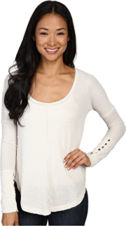 Lucky Brand - Thermal Tee