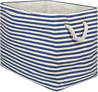DII, Woven Paper Storage Bin, Collapsible,15x10x12