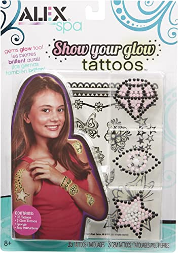 Alex Toys Spa Montrez Votre GFaible Tatouages