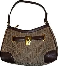 Lauren Ralph Lauren Signature Small Shoulder Bag Handbag Hobo