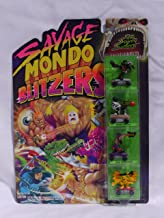 Savage Mondo Blitzers THE SEWER SURFERS (1991)