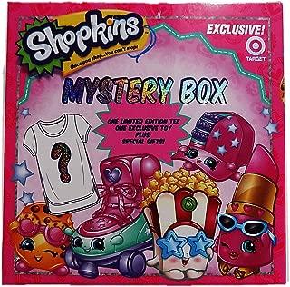Shopkins Mystery Box Limited Edition Tee Shirt L/XL