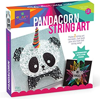 Best Craft-tastic DIY String Art – Craft Kit for Kids – Everything Included for 2 Fun Arts & Crafts Projects – Pandacorn Series Review