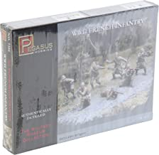 Pegasus Hobbies 1/72 WWII French Infantry PGH7306