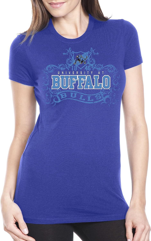 NCAA Buffalo Bulls Womens Prius2 Long Body Classic T-Shirt