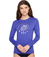Roxy - Palms Away Long Sleeve Rashguard