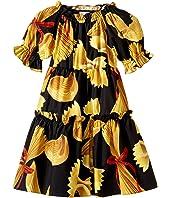 Dolce & Gabbana Kids - Pasta Poplin Dress (Toddler/Little Kids)