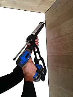 Tivoly 11110520001T-Gun Gun Cartridge Adaptable for Cordless Drills