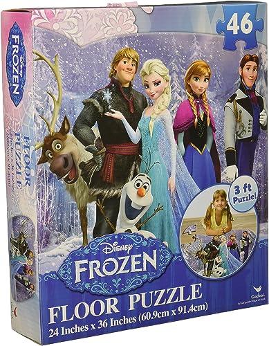 Disney Frozen Floor Puzzle [46 pieces]