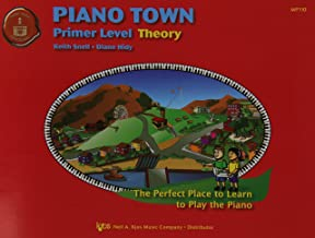 MP110 - Piano Town - Theory Primer