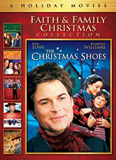 Faith & Family Christmas Collection Movie: (The Christmas Shoes / The Christmas Blessing / The Christmas Hope / The Christmas Choir / Christmas in Canaan / and more)