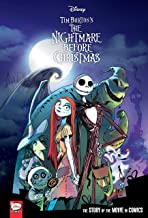 Disney The Nightmare Before Christmas: The Story of the Movie in Comics PDF