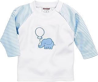 Schnizler Unisex Baby Sweat-Shirt Interlock Elefant Sweatshirt