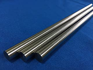 "L x 36/"" Torrey Hills Tech Moly Molybdenum Rod Polished 0.375/"" D"