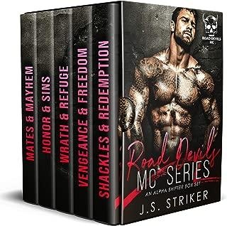 Road Devils MC Series: An Alpha Shifter Box Set