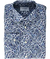 Eton - Contemporary Fit Floral Shirt