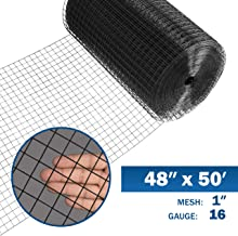 2x2 welded wire mesh