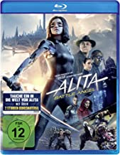 Alita: Battle Angel/Blu-ray