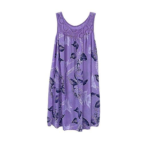 f60367a95ee JMTI-Boutique Wolfairy Women s Plus Size Dress Boho Hippie Summer Floral