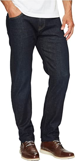 7 For All Mankind - The Straight w/ Squiggle & Split Seam in Codec