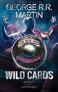 Wild Cards - Die Hexe von Jokertown: Roman (Wild Cards - Jokertown 3) (German Edition)