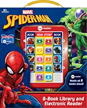 Marvel Spider-man - Me Reader Electronic Reader with 8 Book Library - PI Kids