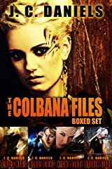The Colbana Files Boxed Set: Prequel and Books 1-3 (English Edition) Format Kindle