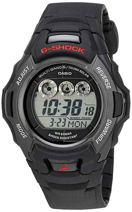 G-Shock Men's Tough Solar Sport Watch