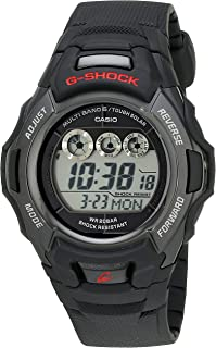 G-Shock Men's Tough Solar Black Resin Sport Watch