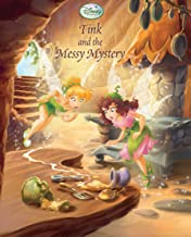 Disney Fairies:  Tink and the Messy Mystery (Disney Storybook (eBook)) (English Edition)