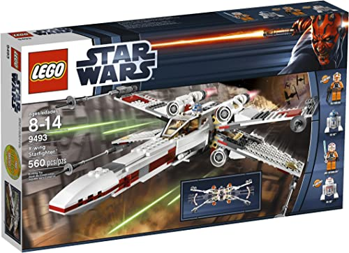 Tienda 2018 LEGO Star Wars X-Wing Starfighter 560pieza(s) - Juegos de construcción construcción construcción (Película  el precio más bajo