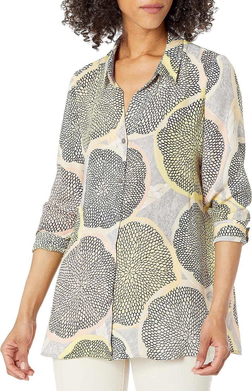 NIC+ZOE Women's Citrus Shirt