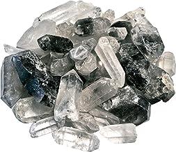 115g 1//4 lb Lot Tibet Natural Clear Quartz Crystal Points Wand Specimens A grade
