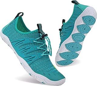 WXDZ Men Women Water Sports Shoes Quick Dry Barefoot Aqua Socks Swim Shoes Pool Beach Walking Running