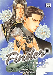 Finder Deluxe Edition: Caught in a Cage, Vol. 2 (Yaoi Manga)