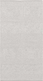 Vallila Vilho cotton runner 80x150 cm, beige, 150 x 1 x 80 cm