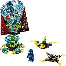 LEGO NINJAGO Spinjitzu Jay 70660 Building Kit, 2019 (97 Pieces)
